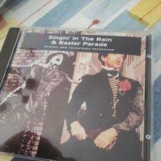 CDs de Música: SINGIN´ IN THE RAIN & EASTER PARADISE / CD / ORIGINAL MGM SOUNDTRACK RECORDINGS. Lote 180100971