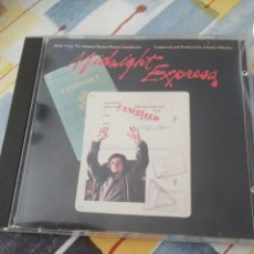 CDs de Música: MIDNIGHT EXPRESS / CD / MUSIC FROM THE ORIGINAL MOTION PICTURE SOUNDTRACK. Lote 180101213