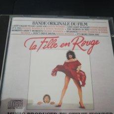 CDs de Música: CD / BANDE ORIGINALE DU FILM / LA FILLE EN ROUGE / STEVIE WONDER. Lote 180100417