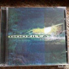 CDs de Música: GODZILLA , THE ALBUM , B.S.O. , CD 1998 ESTADO IMPECABLE . Lote 180102608