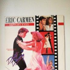 CDs de Música: ERIC CARMEN - HUNGRY EYES DIRTY DANCING .CD MAXI BMG FRANCE EDITION .MUY DIFÍCIL .RARE.. Lote 180104125