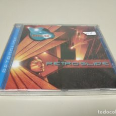 CDs de Música: JJ10- LEVEL 42 RETROGLIDE CD NUEVO REPRECINTADO LIQUIDACION!!!. Lote 180104627