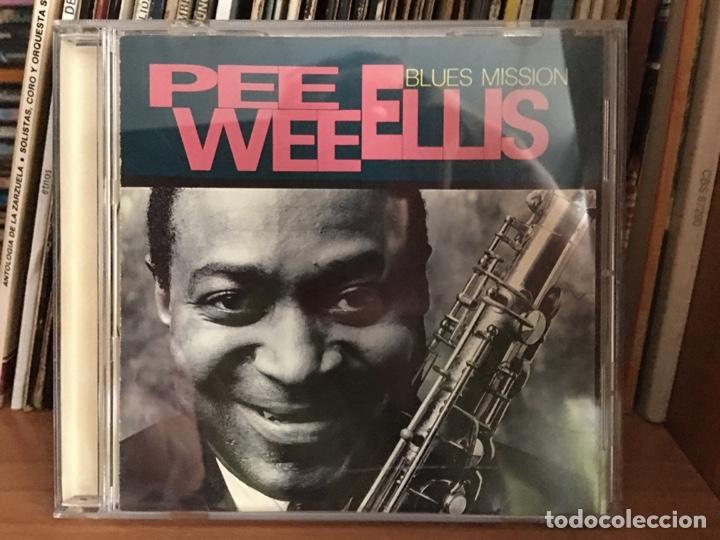PEE WEE ELLIS - BLUES MISSION (CD, ALBUM) (GRAMAVISION)R2 79486 (Música - CD's Jazz, Blues, Soul y Gospel)