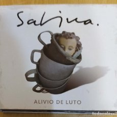 CDs de Música: JOAQUIN SABINA (ALIVIO DE LUTO) CD + DVD 2005. Lote 180131505