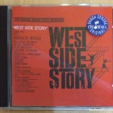 CDs de Música: LEONARD BERNSTEIN (B.S.O. WEST SIDE STORY) CD. Lote 180134427