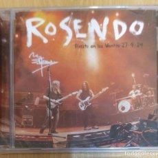CDs de Música: ROSENDO (DIRECTO EN LAS VENTAS) CD 2014 PRECINTADO - MIGUEL RIOS, FITO, LUZ CASAL, EL DROGAS. Lote 180134916