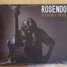 CDs de Música: ROSENDO (VERGUENZA TORERA) CD 2013 * PRECINTADO. Lote 180135667