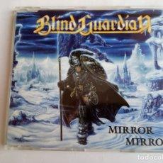 CDs de Música: CD ORIGINAL - BLIND GUARDIAN - MIRROR MIRROR - POWER METAL, HEAVY METAL, ROCK. Lote 180136051