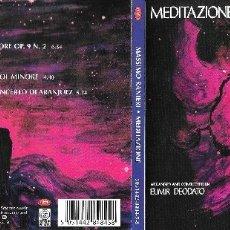 CDs de Música: MASSIMO RANIERI - MEDITAZIONE. Lote 180143690
