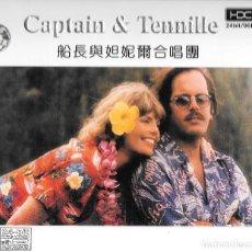 CDs de Música: CAPTAIN & TENNILLE - EDICIÓN ESPECTACULAR HDCD 24BIT/96KHZ. Lote 180143797
