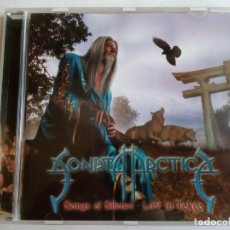 CDs de Música: CD ORIGINAL - SONATA ARCTICA - SONGS OF SILENCE - LIVE IN TOKYO - POWER METAL. Lote 180144987