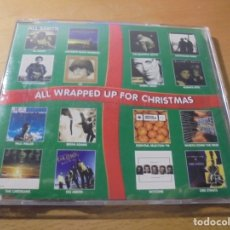 CDs de Música: RAR PROMO CD. ALL WRAPPED UP FOR CHRISTMAS. U2, DEL AMITRI, BRYAN ADAMS. Lote 180149807