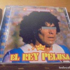 CDs de Música: RAR CD. NUNCAJAMÁS. EL REY PELUSA. Lote 180149812
