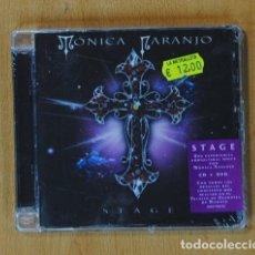 CDs de Música: MONICA NARANJO - STAGE + DVD - CD. Lote 180154907