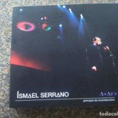 CDs de Música: DOBLE CD -- ISMAEL SERRANO -- PRINCIPIO DE INCERTIDUMBRE -- . Lote 180164725