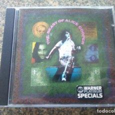 CDs de Música: CD -- THE BEAST OF ALICE COOPER -- . Lote 180167482