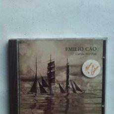 CDs de Música: EMILIO CAO CARTAS MARIÑAS CD RAREZA. Lote 180167867