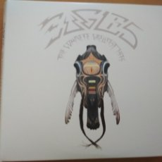CDs de Música: EAGLES THE COMPLETE GREATEST HITS 2XCDS LIBRETO GATEFOLD CDS. Lote 180168498