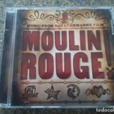 CDs de Música: CD -- MOULIN ROUGE -- 15 TEMAS -- . Lote 180168503