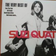 CDs de Música: SUZI QUATRO THE VERY BEST OF 2XCDS ESTUCHE. Lote 180168727