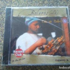 CDs de Música: CD -- BOLEROS - VOLUMEN I -- ESTO ES CUBA -- 12 TEMAS -- PRECINTADO -- . Lote 180168812