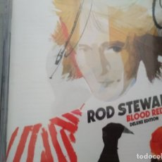 CDs de Música: ROD STEWART BLOOD RED ROSES DELUXE EDITION CD. Lote 180168903