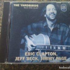 CDs de Música: CD -- THE YARDBIRDS - BLUE EYED BLUES -- VARIOS -- 12 TEMAS -- . Lote 180168958