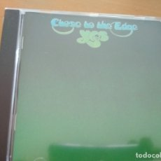 CDs de Música: YES CLOSE TO THE EDGE CD. Lote 180169250