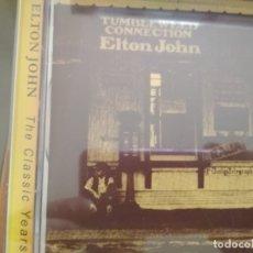 CDs de Música: ELTON JOHN TUMBLEWEED CONNECTION CD THE CLASSIC YEARS. Lote 180169361