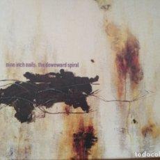 CDs de Música: NINE INCH NAILS THE DOWNWARD SPIRAL CD LIBRETO. Lote 180169598