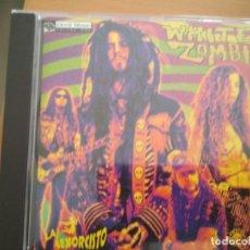 CDs de Música: WHITE ZOMBIE LA SEXORCISTO DEVIL MUSIC VOL.1 CD. Lote 180169881