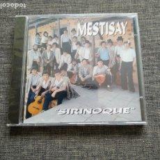 CDs de Música: CD MESTISAY - SIRINOQUE - SEALED - NEW - 9 TRACKS - DIAL DISCOS - 1983 -CANARIAS. Lote 180174878