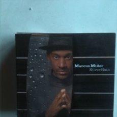 CDs de Música: MARCUS MILLER SILVER RAIN. Lote 180187723