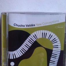 CDs de Música: CHUCHO VALDES NEW CONCEPTIONS . Lote 180188677