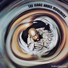 CDs de Música: ISAAC HAYES - THE ISAAC HAYES MOVEMENT ( USA IMPORT ). Lote 180189442