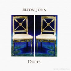 CDs de Música: ELTON JOHN - DUETS. Lote 84193550