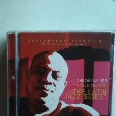 CDs de Música: CHUCHO VALDES DOBLE GIGANTE THE LATIN JAZZ SIDES CD. Lote 180189838