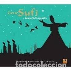 CDs de Música: GENE SUFI YOUNG SUFI ACOUSTIC CD. Lote 180198413