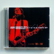 CDs de Música: JEFF BUCKLEY - MYSTERY WHITE BOY, SONY MUSIC, 2000. AUSTRIA.. Lote 180199647