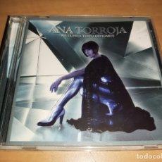 CDs de Música: ANA TORROJA CD 2006 - PEREZA-MECANO-MONICA NARANJO *COMO NUEVO* (COMPRA MINIMA 15 EUR). Lote 180207052