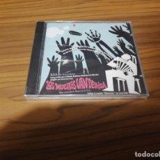 CDs de Música: LOS MUERTOS DEPRISA. BANDA SONORA CON 19 TEMAS. PRECINTADO. SIN ABRIR. Lote 180207206