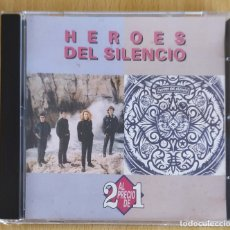 CDs de Música: HEROES DEL SILENCIO (EL MAR NO CESA - SENDA '91) CD 1994 - SERIE 2 AL PRECIO DE 1. Lote 180229207