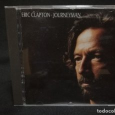 CDs de Música: CD - ERIC CLAPTON - JOURNEYMAN. Lote 180233066