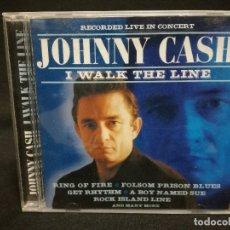 CDs de Música: CD - JOHNNY CASH - I WALK THE LINE. Lote 180233175