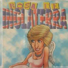 CDs de Música: ROSA DE INGLATERRA ALBUM 6 TEMAS. Lote 180233827
