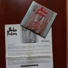 CDs de Música: MEDINA AZHARA- FAVORITA DE IN SULTAN- CD HOJA PROMOCIONAL. Lote 180238613