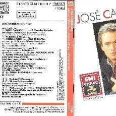 CDs de Música: JOSÉ CARRERAS - OPERA ARIAS . Lote 180240061