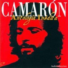CDs de Música: CAMARÓN - ANTOLOGÍA INÉDITA. Lote 180240166