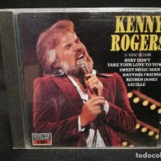 CDs de Música: CD - KENNY ROGERS - RUBY DON'T TAKE. Lote 180240832