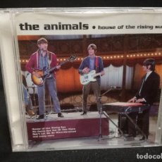 CDs de Música: CD - THE ANIMALS - HOUSE OF THE RISING SUN. Lote 180241036
